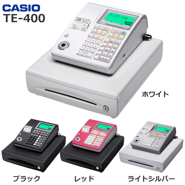 カシオ TE-400画像