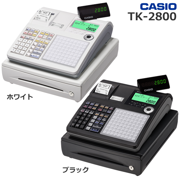 カシオ TK-2800画像